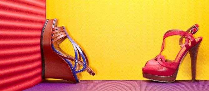 Designer Shoes Kickoff: Fendi