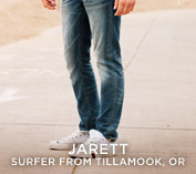 Jarett | Surfer From Tilamook, OR
