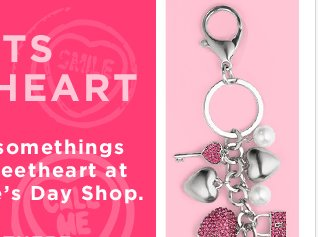 Gifts with heart. Shop our Valentine's Day shop now!