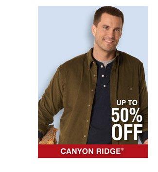 Shop Canyon Ridge Designer Clearance