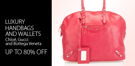 Luxury Handbags & Wallets
