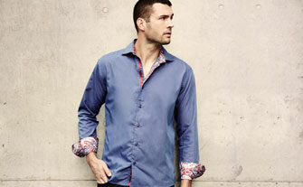 Fabric Shirts- Visit Event