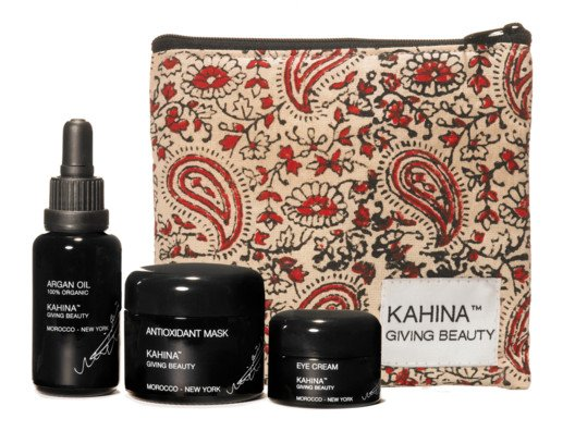 Kahina Spa Set from No More Dirty Looks