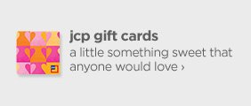 jcp gift cards | a little something sweet that anyone would love