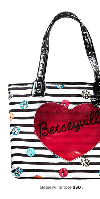 Betseyville tote $30›