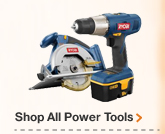 SHOP ALL POWER TOOLS