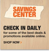 Savings Center