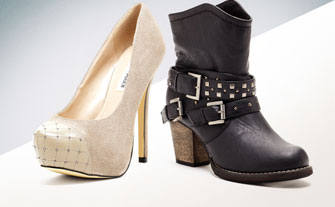 Fancy Footwear- Visit Event