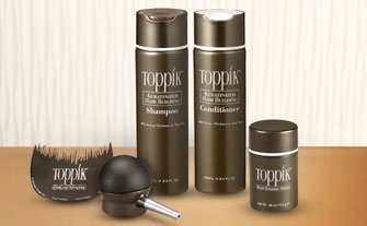Toppik Thinning Hair Solutions- Visit Event