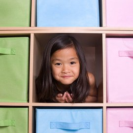 All Tucked Away: Kid's Storage