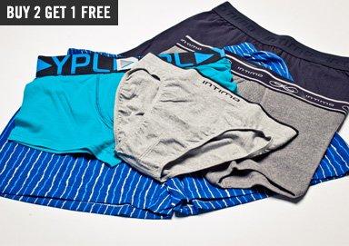 Shop Soft Pants & Briefs ft. Puma 2-Packs