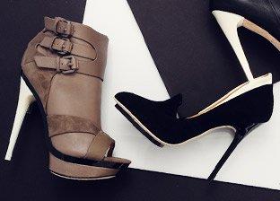 L.A.M.B Women's Footwear