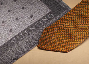 Valentino Ties & Scarves