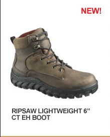 "Ripshaw Lightweight 6"" CT EH Boot"