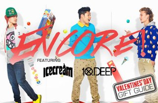 Encore: Ice Cream & 10 Deep