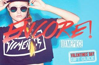 Encore: Dimepiece Designs