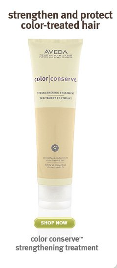 strengthen and protect color-treated hair. shop now.