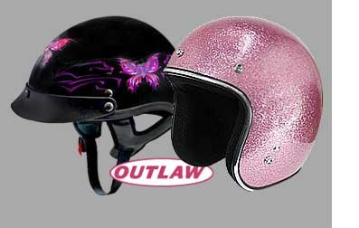 Outlaw Helmets for Her
