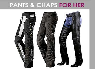 Pants & Chaps for Her