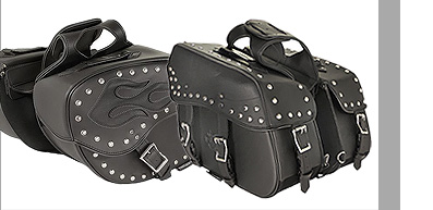 New Model Saddlebags & Luggage