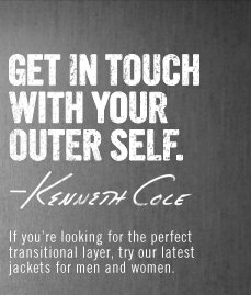 GET IN TOUCH WITH YOUR OUTER SELF