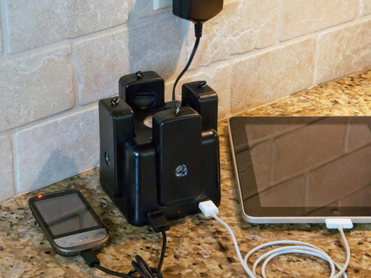What will work are wearable lights like the PowerCube with its power beacons that last for hours.