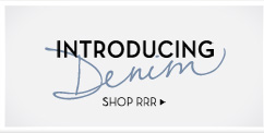 Introducing Denim