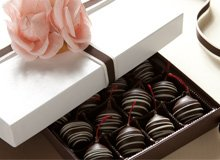 In the Nick of Time Valentine's Day Sweets