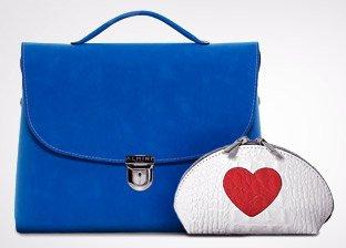 Almini Milano Handbags, Made in Italy