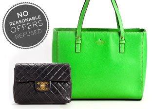 No Reasonable Offers Refused: Chloe, Prada, Celine & more Handbags