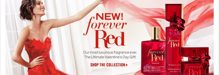 New! Forever Red