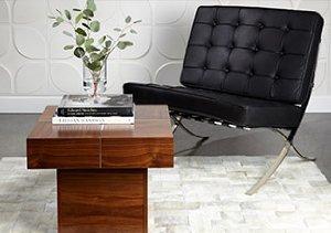 Modern Classics: Top Grain Leather Furniture