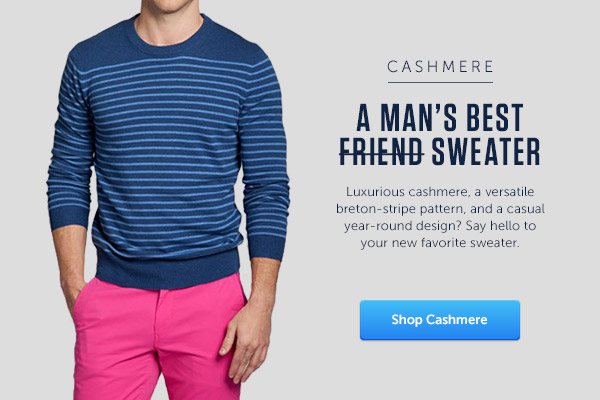 Cashmere: Your new best sweater