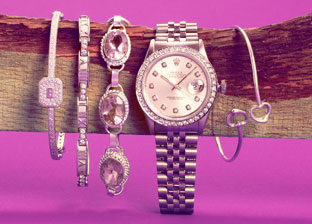 Pre-loved Designer Jewelry & Watches