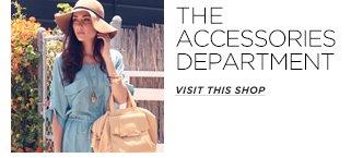 Handbags, Jewelry & Accessories