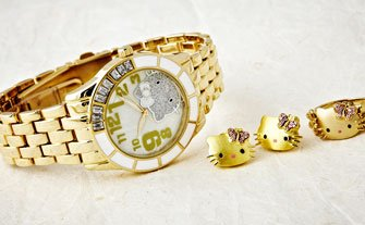 Hello Kitty Jewelry & Watches- Visit Event