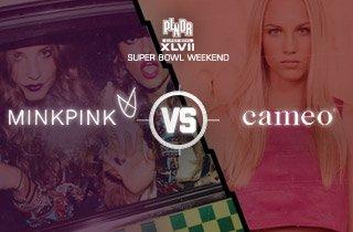 MINKPINK VS. Cameo