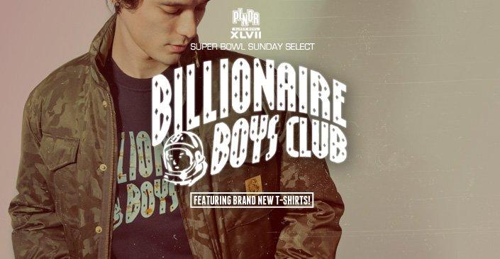 Superbowl Sunday Select: Billionaire Boys Club