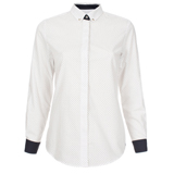 Paul Smith Shirts - White Square Polka Print Shirt