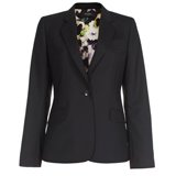 Paul Smith Jackets - Black Single Button Jacket