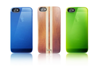 Shop iPhone 5 Wood & Crystal Cases