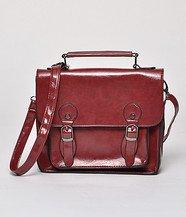 Buckled Crossbody Bag
