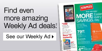 Find  even more amazing Weekly Ad deals. See our Weekly Ad.