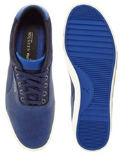 Alexander McQueen for Puma Deck Lo Leather Trainers