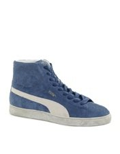Puma Suede Mid Trainers