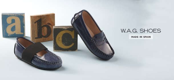 MADE IN SPAIN: W.A.G. SHOES, Event Ends February 8, 9:00 AM PT >