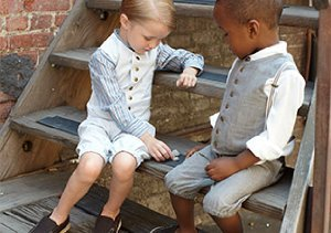 Handsome Devil: Dressed-up Outfits for Boys Size 2-8