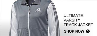 Shop Utimate Varsity Track Jacket »