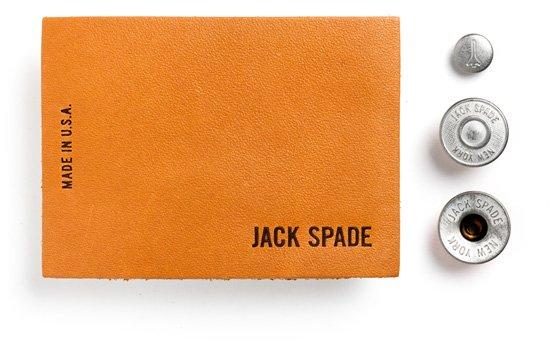 made in u.s.a. jack spade.