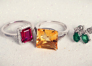 Jewelry We Love: White Gold under $449